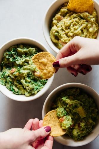 3 Quick Twists to Make Guacamole Taste Even Better