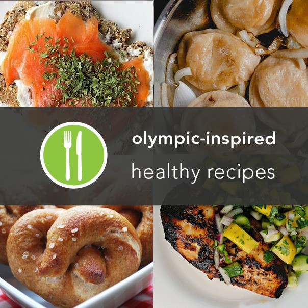 5 Healthy Olympic-Inspired Recipes from Around the Web