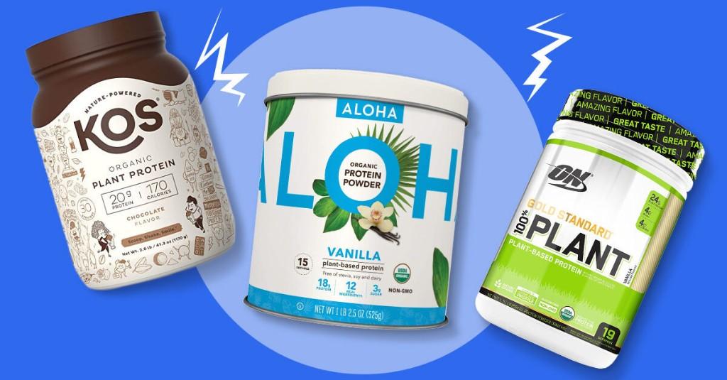 Best Plant-Based Protein Powder: 17 Best Brands