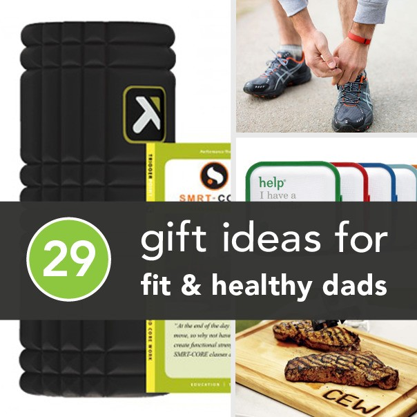 29 Father's Day Gift Ideas for Your Fit Dad