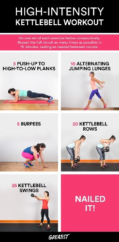 5 Moves for a Total-Body Burn