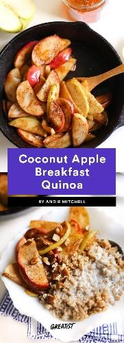 7 Breakfast Grain Bowls to Try When You're Stuck in an Oatmeal Rut