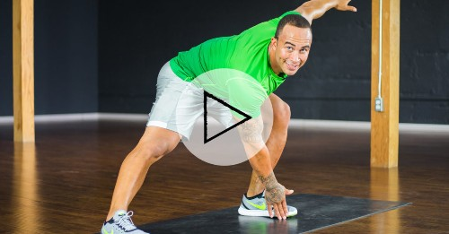 Home Workout: 20-Minute Bodyweight Routine for Cardio