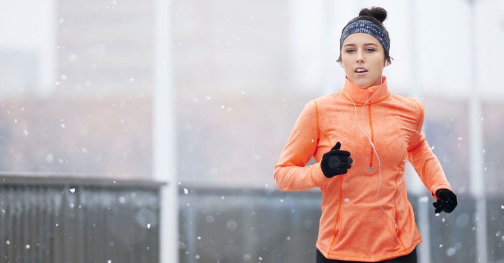 When Is It Too Cold to Exercise Outside?