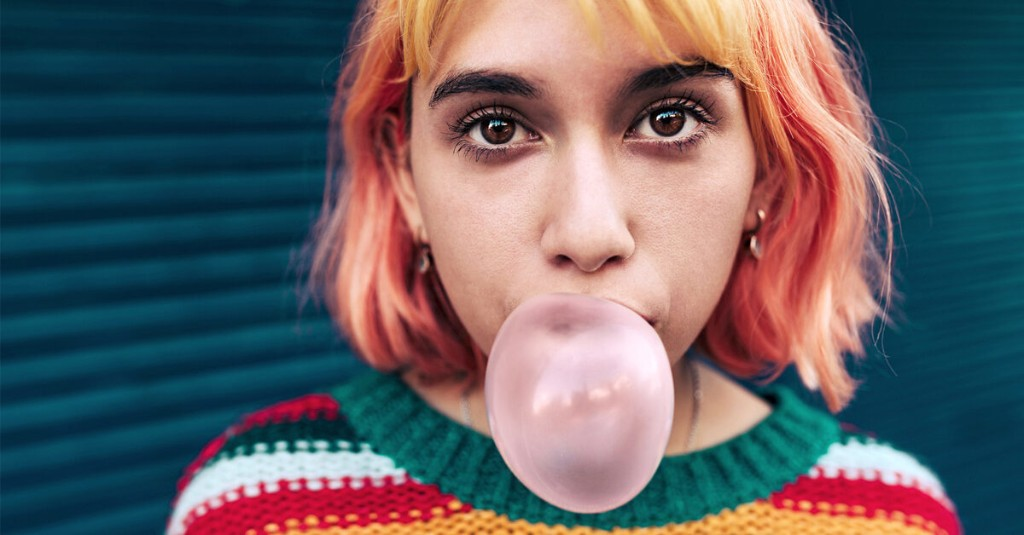 Dubble Bubble Dilemma: What Really Happens to Swallowed Gum?