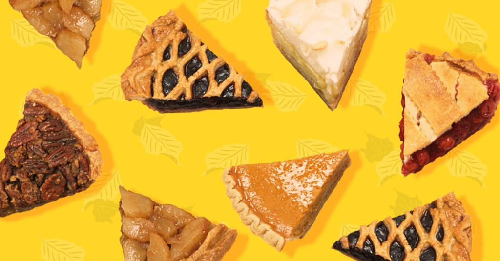 The 24 Holiday Pie Recipes You NEED to Try