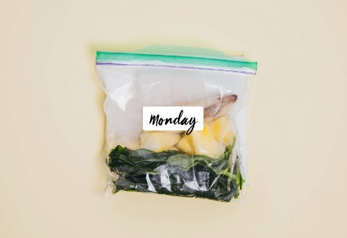 Meal-Prepped Smoothie Recipes So Breakfast Is Ready in 60 Seconds