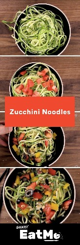 Video: Zucchini Noodles