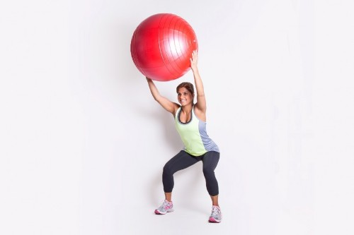 20 Super-Effective Stability Ball Exercises