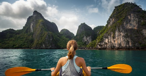 5 Expert Tips to Stay Active on Vacation So You Don't Blow All Your Hard Work