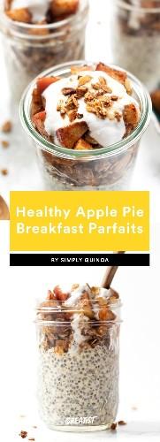 9 Breakfast Parfaits That Are Basically Morning Sundaes