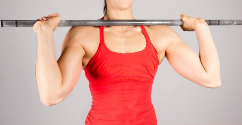 How to Do the Perfect Overhead Press