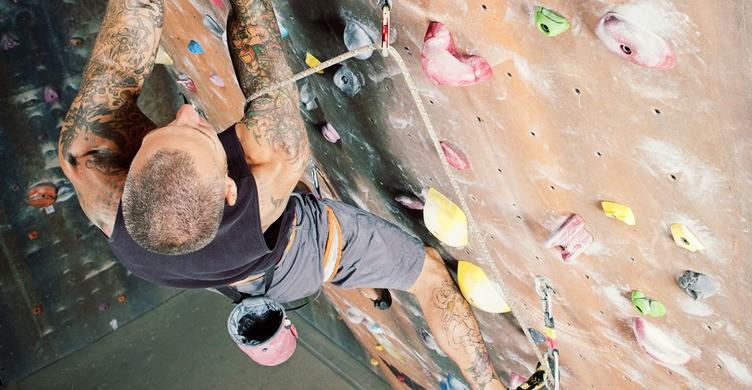 ClimbOn - Magazine cover