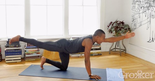 Abs Workout: A 15-Minute Yoga Practice