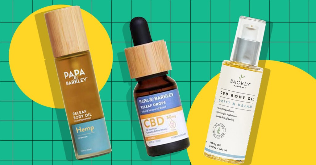 The 9 Best CBD Concentrates of 2020 (That You Can Ingest or Apply)