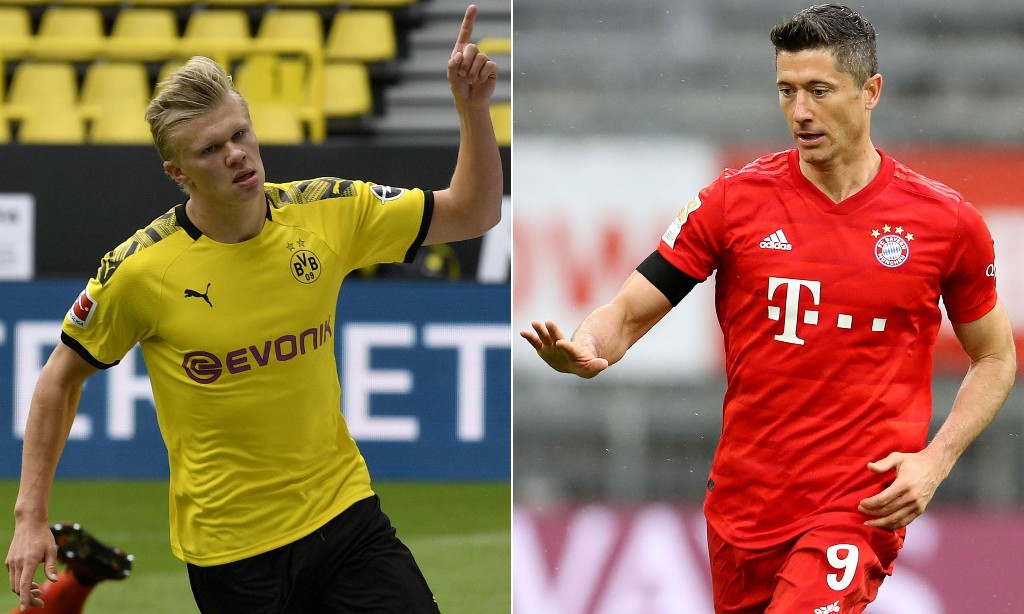 Der Klassiker returns with Bayern and Dortmund's rivalry perfectly poised