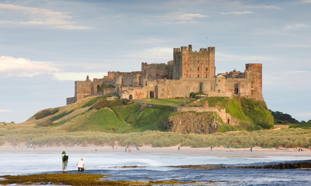 King of the castles: a cabin stay on Northumberland's mighty coast