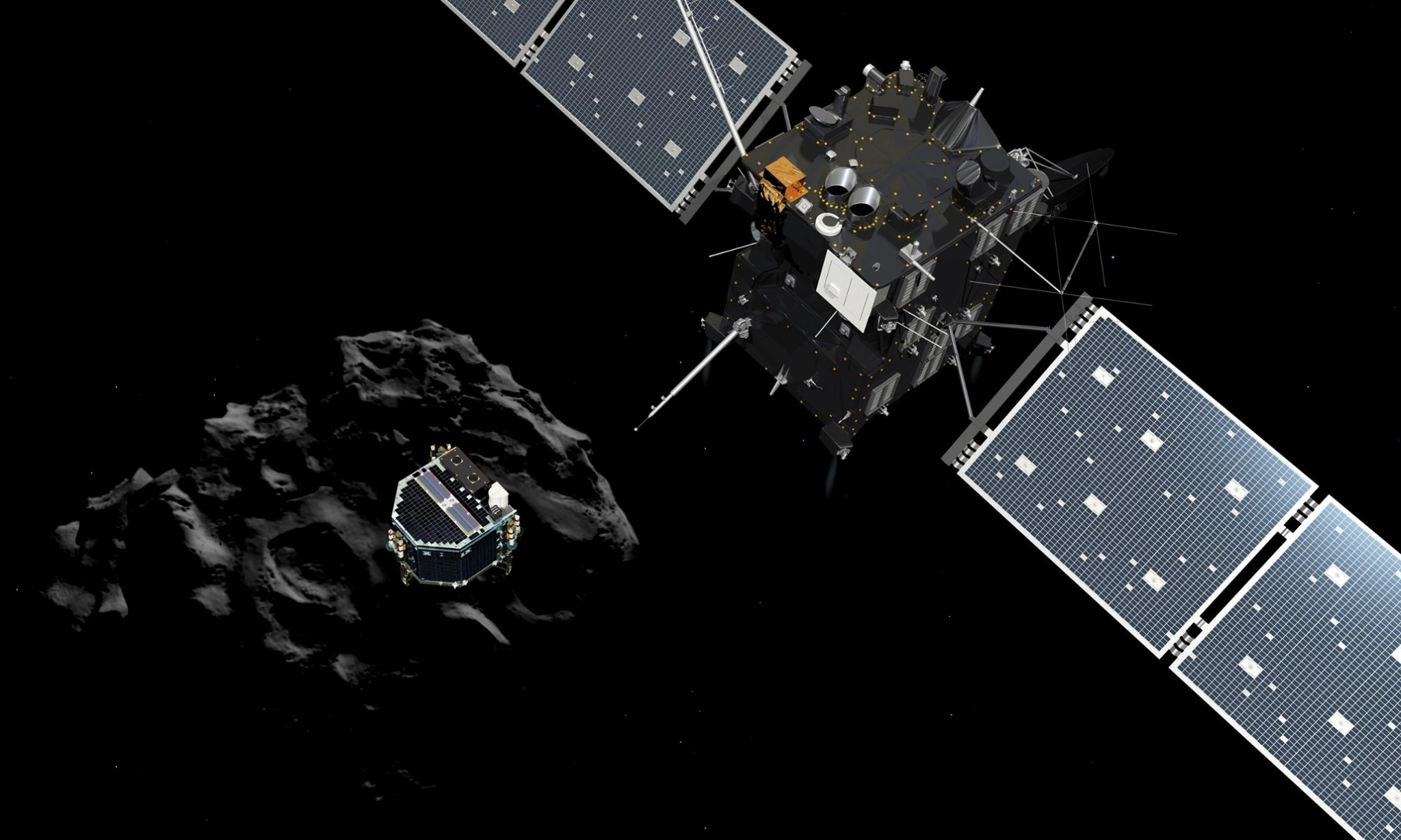 Why is the Rosetta comet landing so exciting?