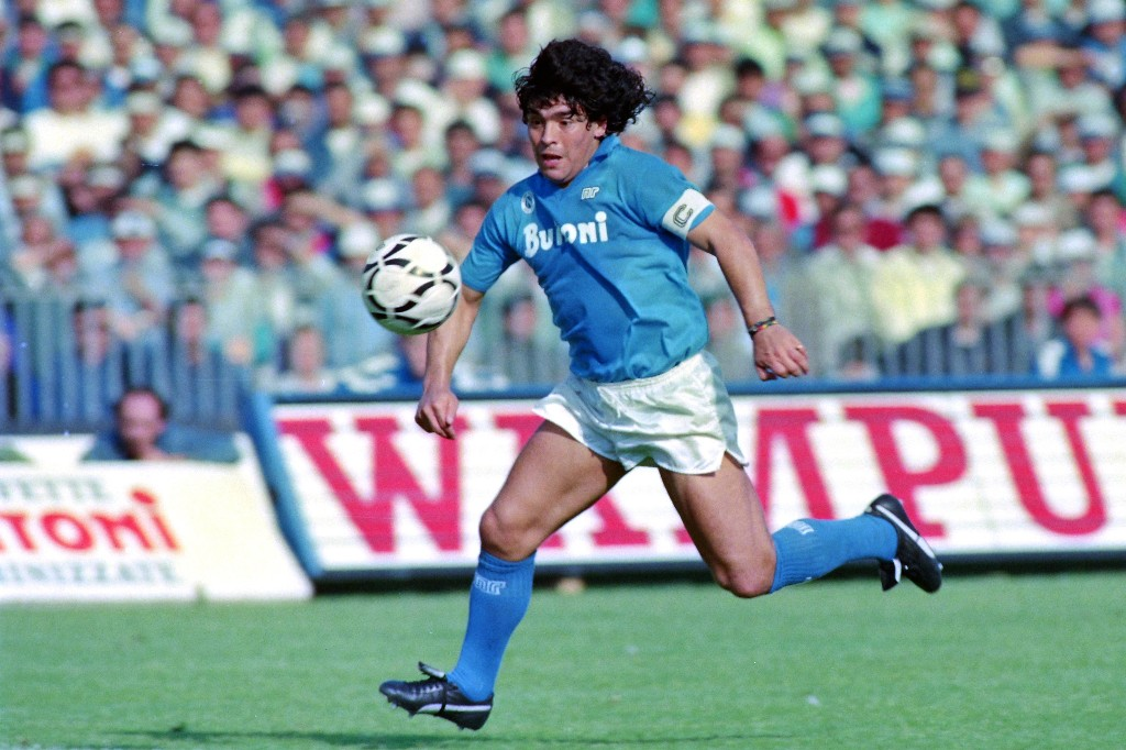 The best and worst moments of Diego Maradona's turbulent career