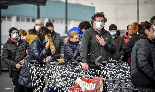 Italy imposes draconian rules to stop spread of coronavirus