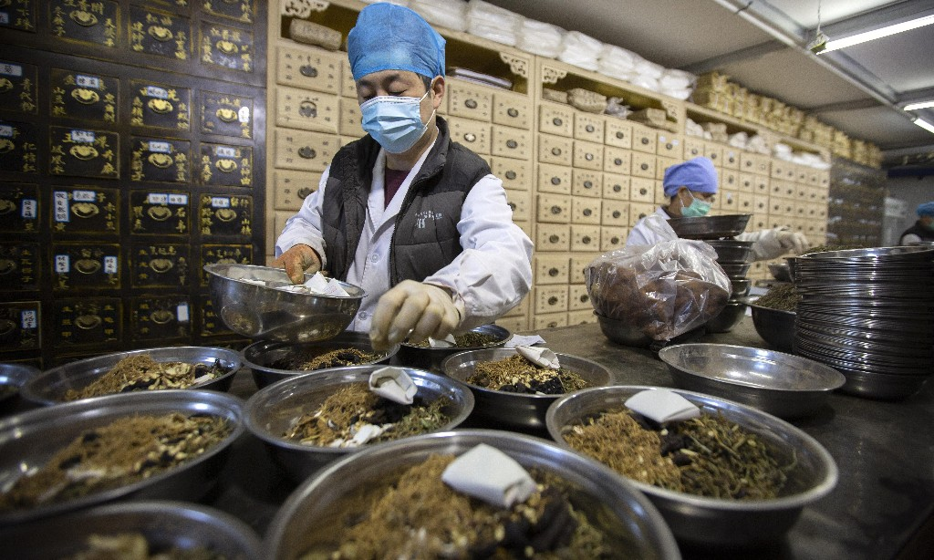 Beijing draws up plans to outlaw criticism of traditional Chinese medicine