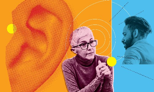How to be a good listener: my mission to learn the most important skill of all