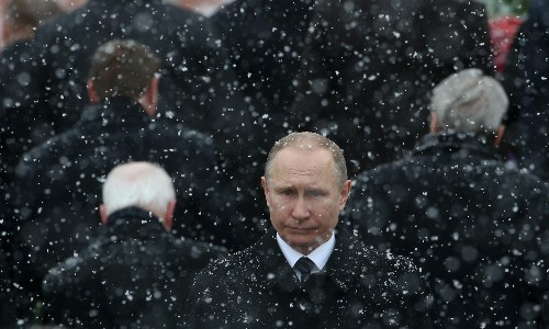 Putin: A Russian Spy Story review – 'schoolyard thug' who became an unstoppable leader