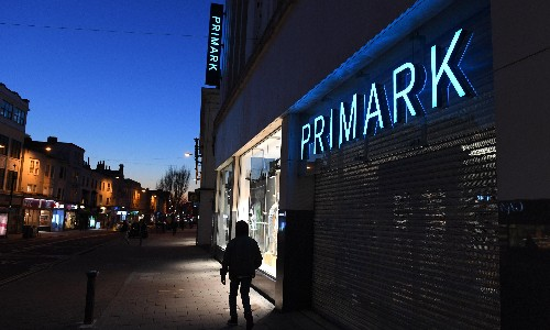 Primark withholds £33m rent on its closed UK stores