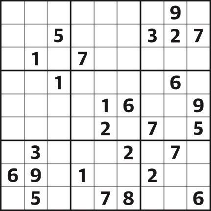 Sudoku 4,974 hard