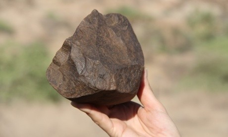 Stone tool discovery pushes back dawn of culture by 700,000 years