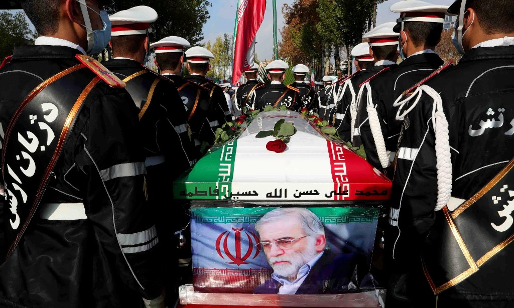 The Guardian view on an Iranian nuclear scientist's assassination: danger ahead