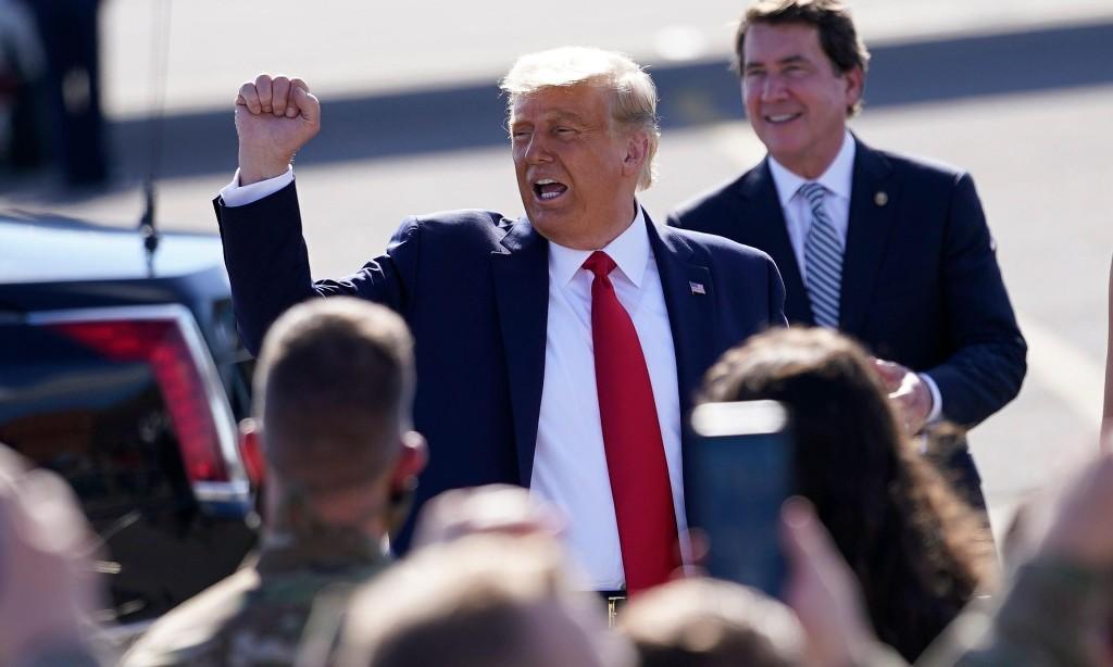 Donald Trump cover image