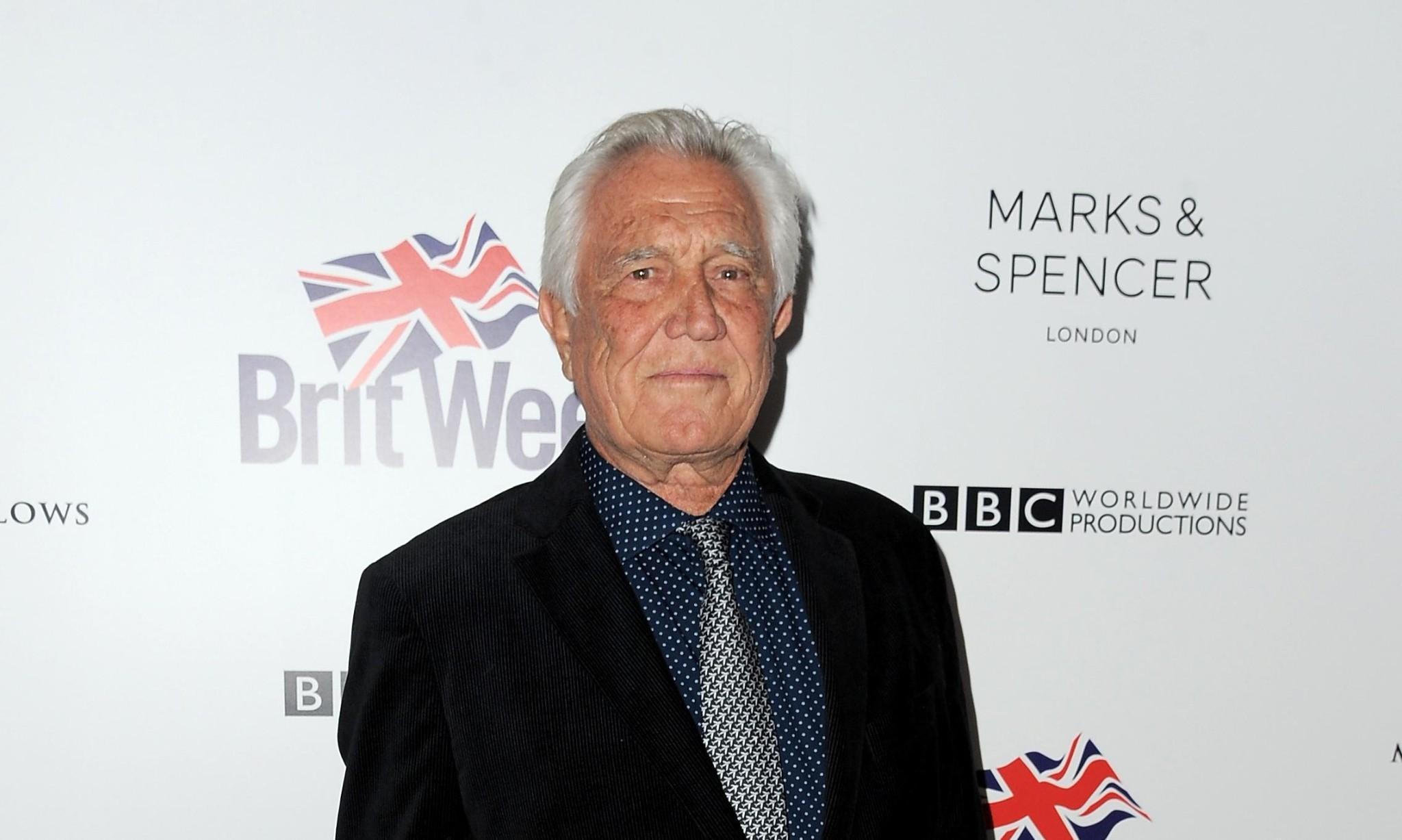 Former James Bond actor George Lazenby backs Idris Elba to play 007