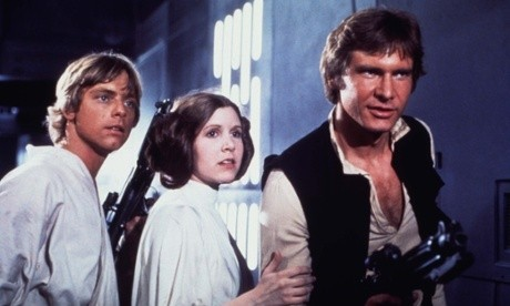 Star Wars premieres in China four decades late