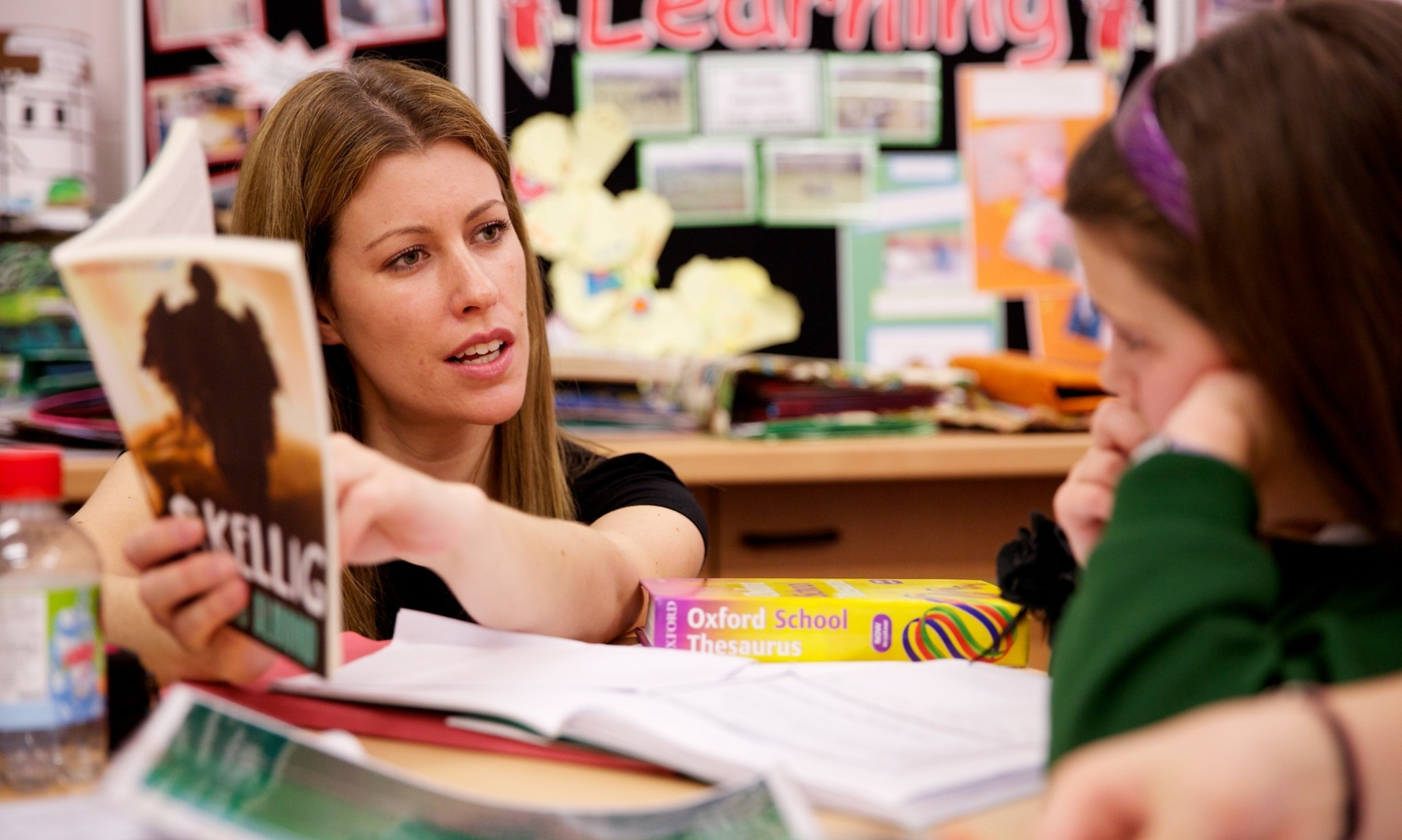 Teaching was my dream job, until I discovered the reality