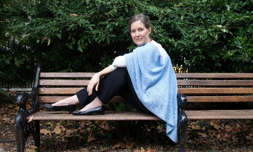 Ann Patchett: 'We're almost embarrassed by grief. It's so strange'