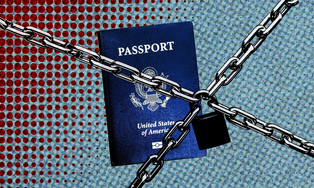 A US passport used to be an asset. Under Trump it has become a liability