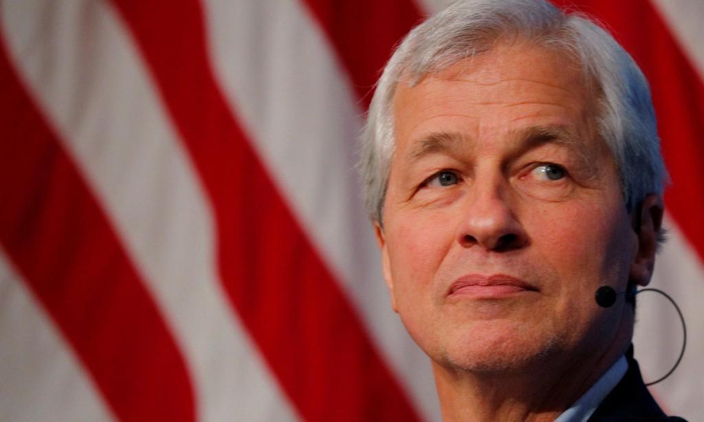 Coronavirus means a bad recession – at least – says JP Morgan boss