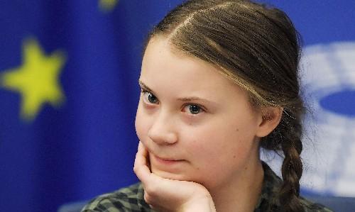 Greta Thunberg hits back at Andrew Bolt for 'deeply disturbing' column