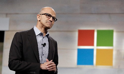 Microsoft employees confront CEO over company's treatment of women