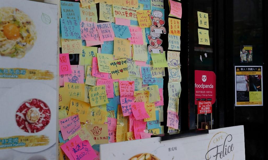 Hongkongers on China's crackdown: 'I feel helpless and hopeless'