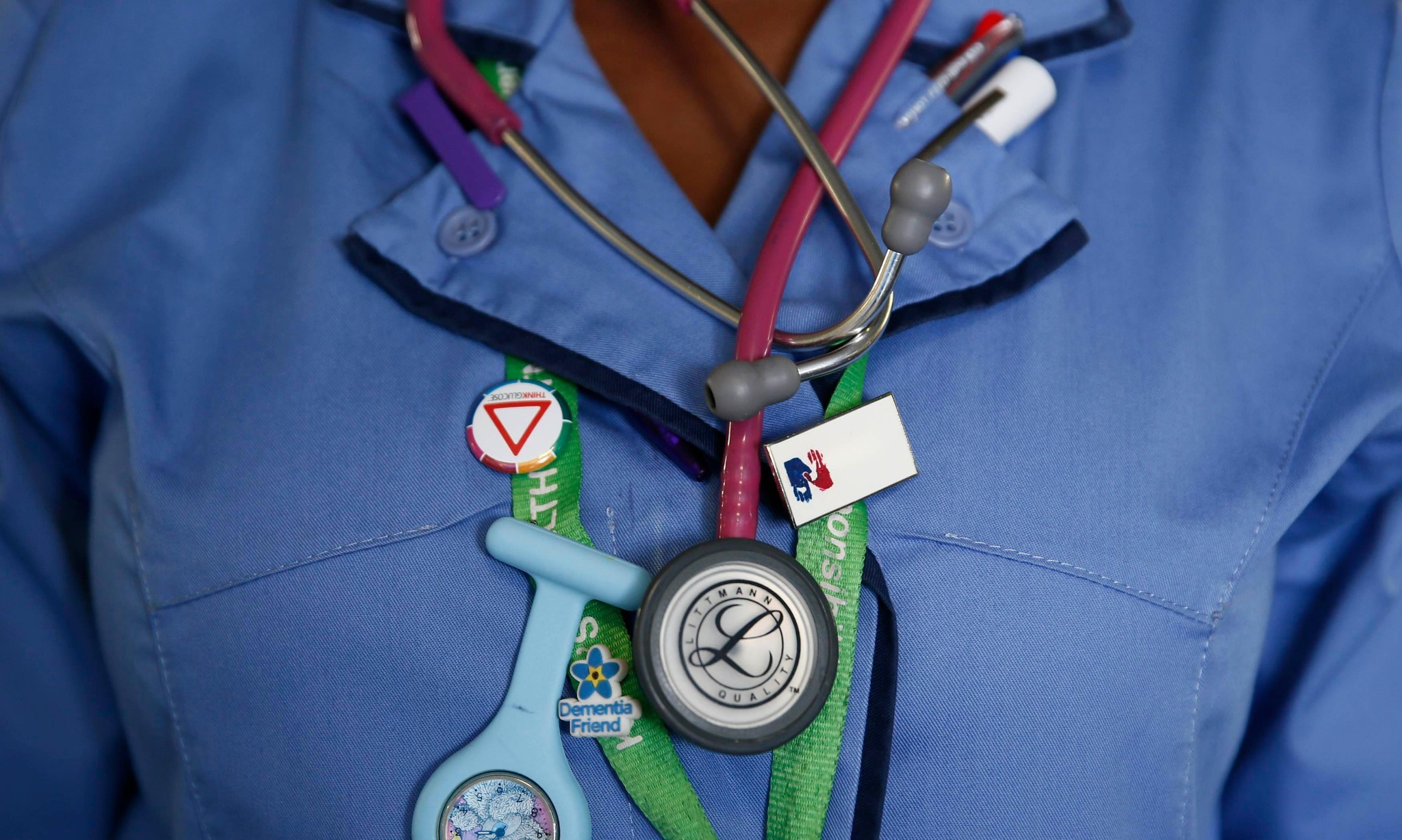 NHS crisis: 40% of hospitals issue alert in first week of new year