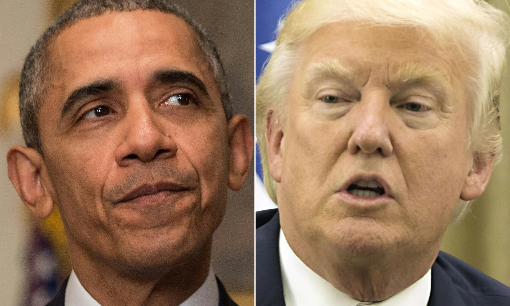McConnell tells Obama to 'keep his mouth shut' after Trump criticism