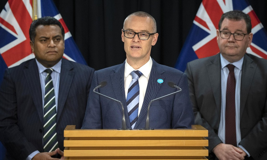 New Zealand health minister David Clark quits over handling of Covid-19 outbreak