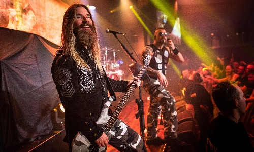 This one's for Lawrence of Arabia! Meet Sabaton, the heavy metal military historians