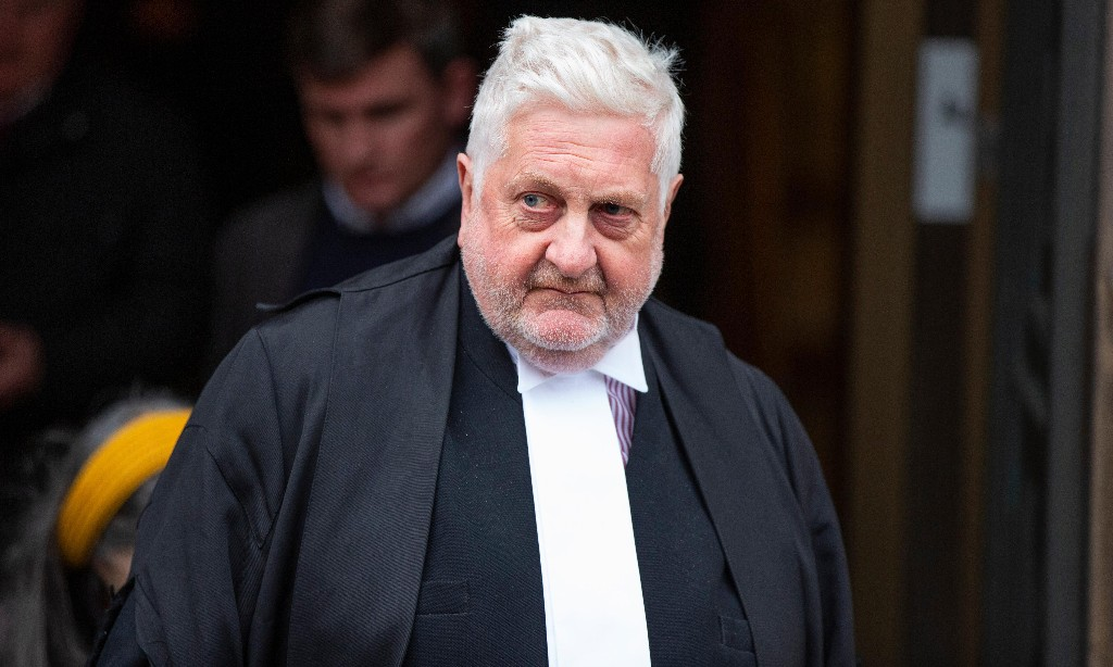 Alex Salmond's lawyer quits as head of Scottish legal body