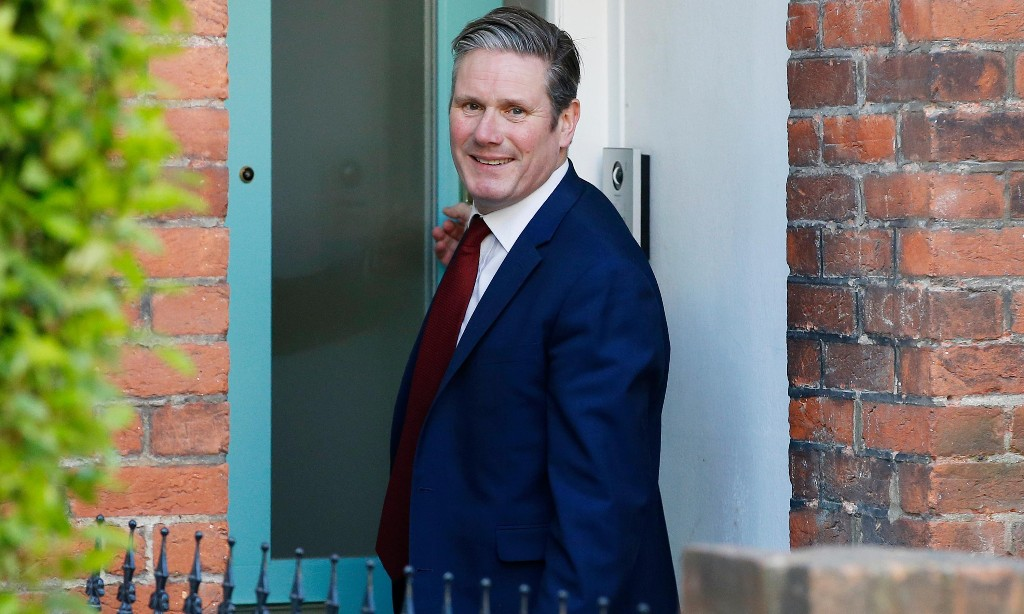 How 'tenacious, diligent' Keir Starmer won over a shell-shocked party