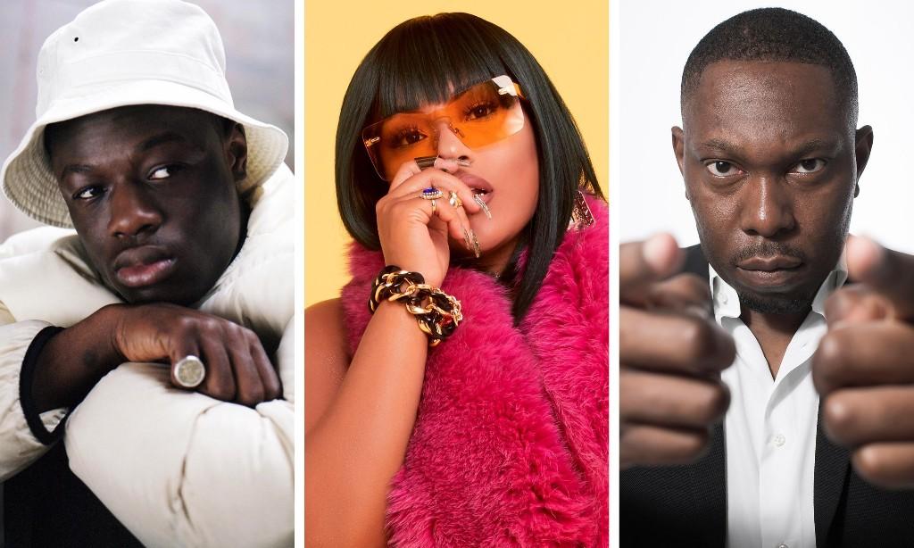 J Hus, Stefflon Don and Dizzee Rascal: Rated awards celebrate black British music