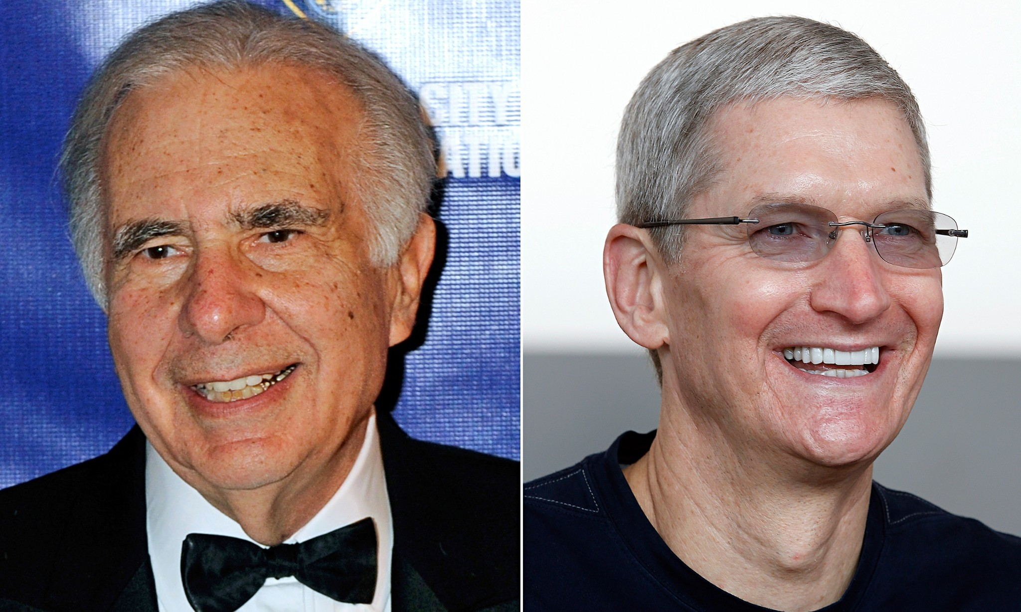 Carl Icahn predicts Apple share price will more than double