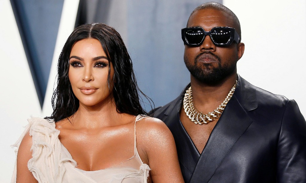 What happened when me and Kim Kardashian both turned 40?